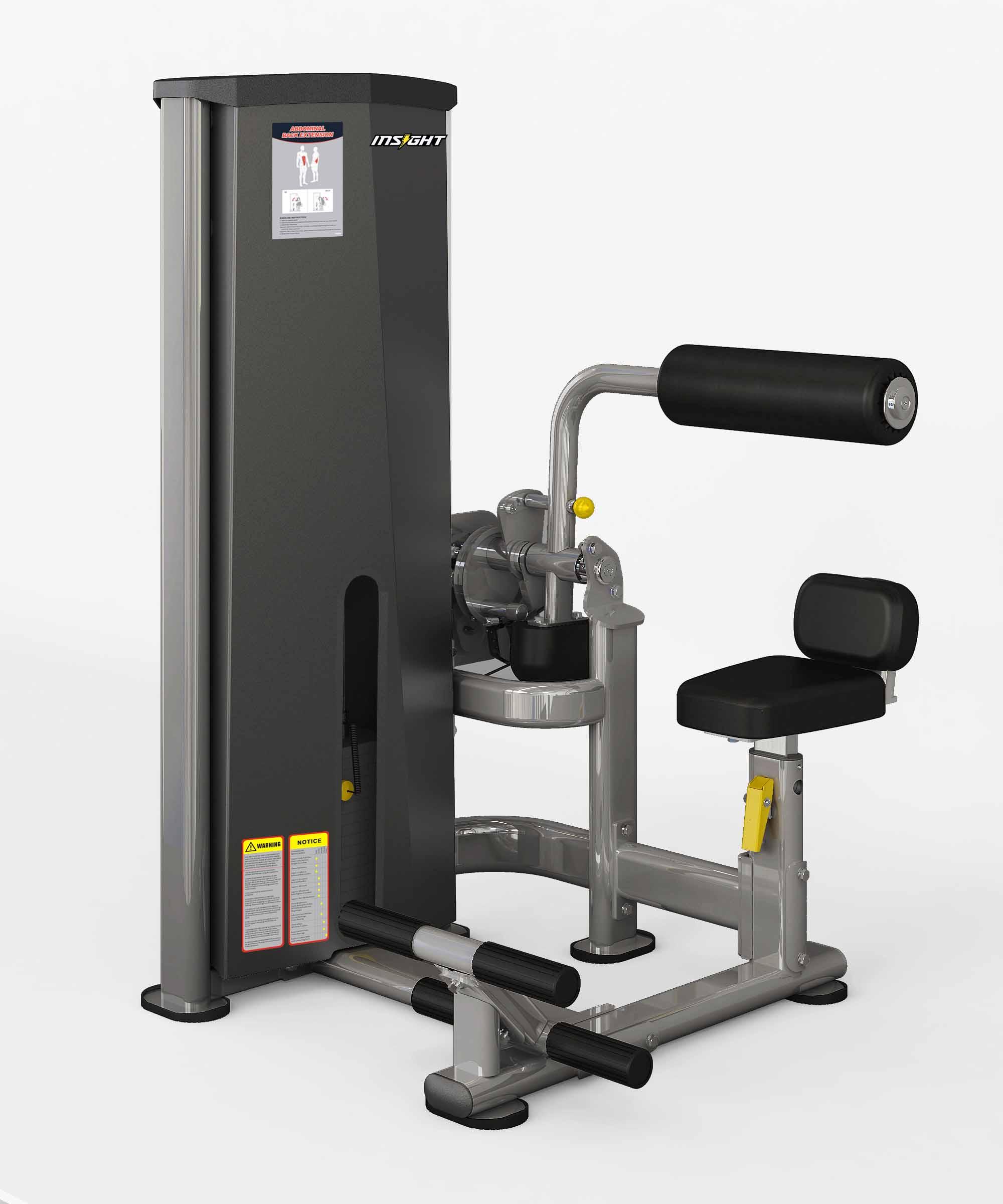 Insight Fitness Abdominal/Back Extension – Urban Sports