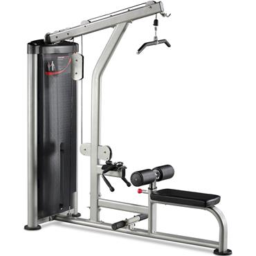 bodymax commercial lat pulldown low pulley combo urban sports